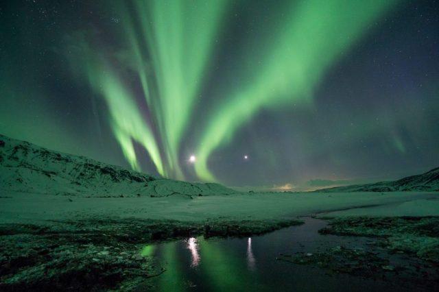 Island, Thórsmörk, nordlys, unsplash, reise