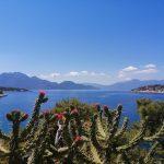 Greece - Agistri, Aponisos, views, sea, flowers - travel