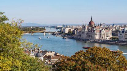 Donau, Østerrike, Slovakia, Ungarn, cruise, reise, vitus reise, sykkel cruise, elv, natur