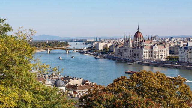 ドナウ川、オーストリア、スロバキア、ハンガリー、クルーズ、旅行、vitus旅行、自転車クルーズ、川、自然