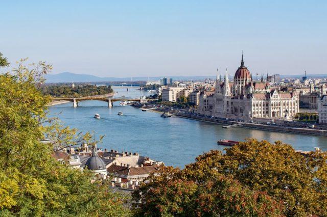 Donau, Österrike, Slovakien, Ungern, kryssning, resa, vitusresa, cykelkryssning, flod, natur
