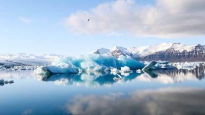 Island, sante leda, putovanje vitusom, putovanje, povratni otok, povratno putovanje prema sjeveru