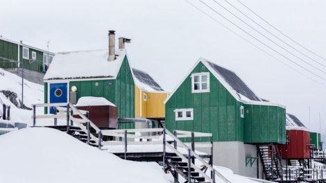 Ilulissat, Disko Bay, Grønland, Vestgrønland, vitus reise, reise