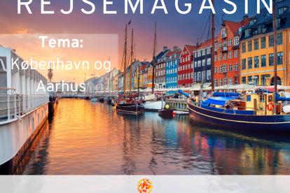 Kopenhaga, Aarhus, magazyn podróżniczy, biuletyn, rejsrejsrejs, podróż