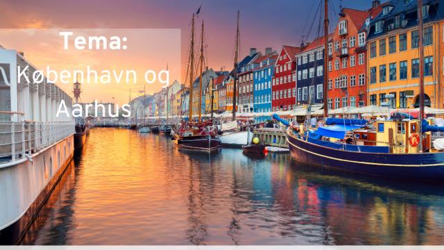 コペンハーゲン、オーフス、旅行雑誌、ニュースレター、 rejsrejsrejs、 トラベル