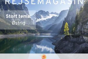 Østrig, rejsemagasin, nyhedsbrev, rejsrejsrejs, rejser
