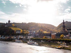 Moselle, Rhinen, cruise, vitus reise, reise, Tyskland, elv, natur