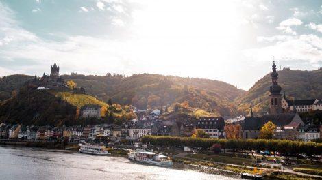 Mosel, Rhinen, krydstogt, vitus rejser, rejser, tyskland, flod, natur