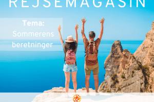 Rapporti estivi, rivista di viaggi, newsletter, rejsrejsrejs, viaggio