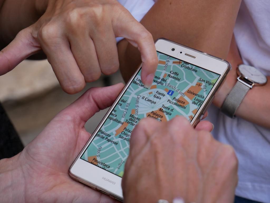 aplikacija, karta, mrežna karta, mobilna karta, karta, mrežna karta, putovanja, aplikacije