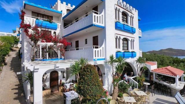 ギリシャ、クレタ島、アギアマリーナ、フォリアアパートメンツ、mixx旅行、旅行