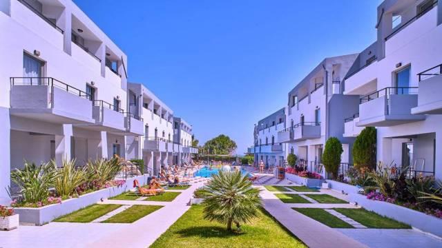 ギリシャ、クレタ島、プラタニアス、サンライズビレッジホテル、ミックストラベル、トラベル