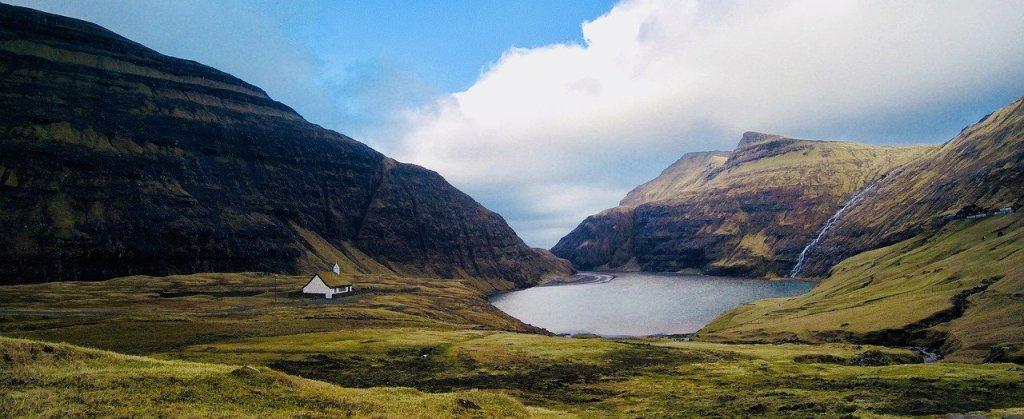 Quần đảo Faroe - Saksun, toàn cảnh - du lịch