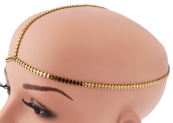 Zip Chain Headband (RJMM46)-1999