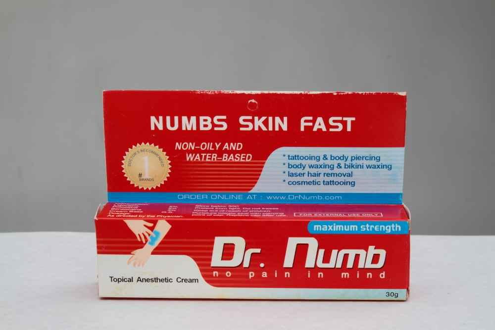 Strongest Lidocaine Numbing Cream