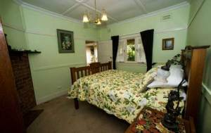 The Allambee Suite at Shelton-Lea - click to read about this suite on the Shelton-Lea website