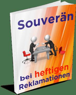 EBook Souverän bei heftigen Reklamationen - Diplomatisch schlagfertig
