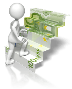 Geld-Stufe – Marketing-Budget optimal einsetzen