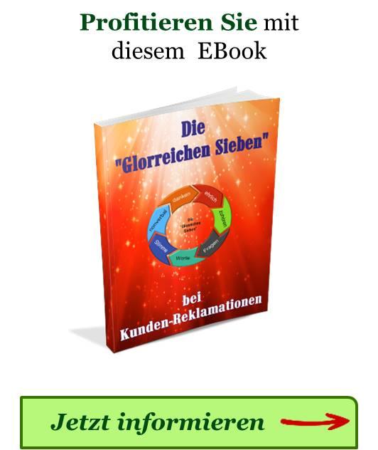 Der Hinweis zum EBook Glorreichen Sieben zum Abrufen von mehr Informationen.