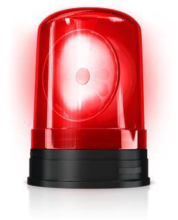 Signal rot - Kunden reklamieren nicht