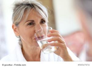 Hast du nervende Kunden? - Wasser trinken hilft