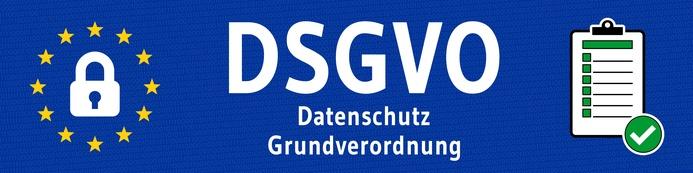 Header der DSGVO-Seite für die Web-Seite Reklamations.tips