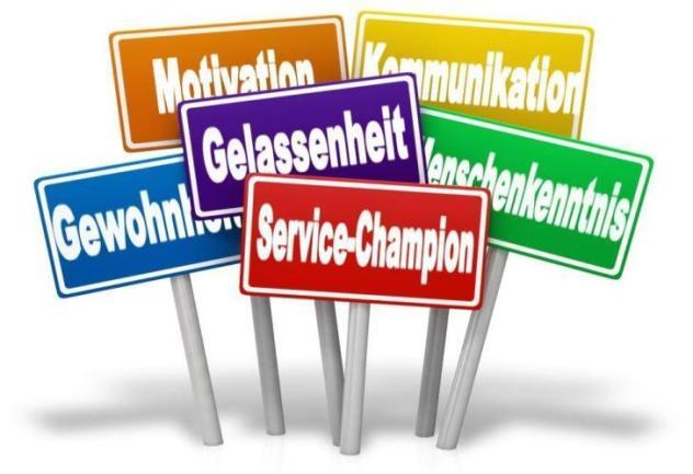 Die sechs wichtigsten Themen für eine optimale Reklamationsbehandlung.