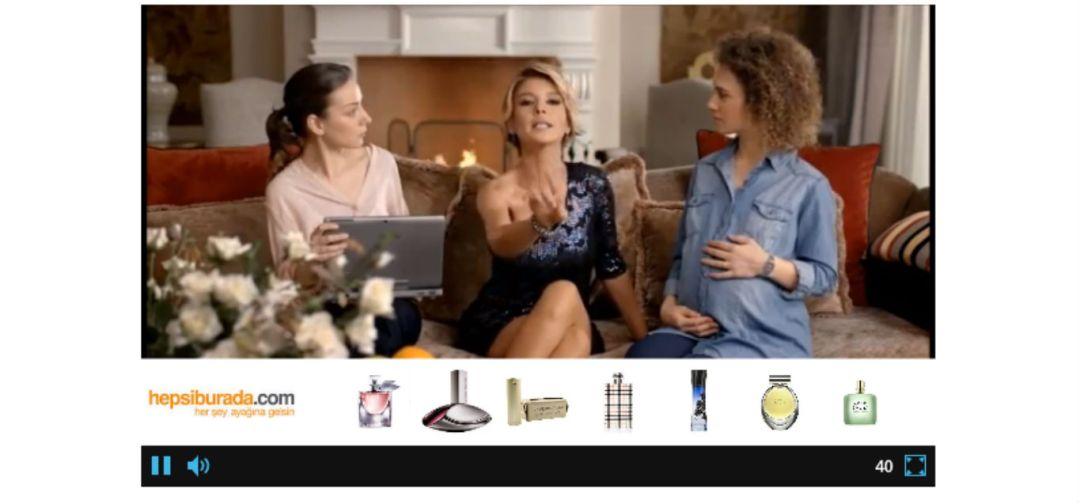 Interaktif Video Reklami - 4i