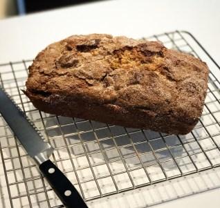 cinnamon banana bread 2