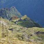 Mines du Bentaillou sur la Tour du Biros