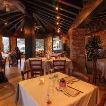 The Controvento restaurant