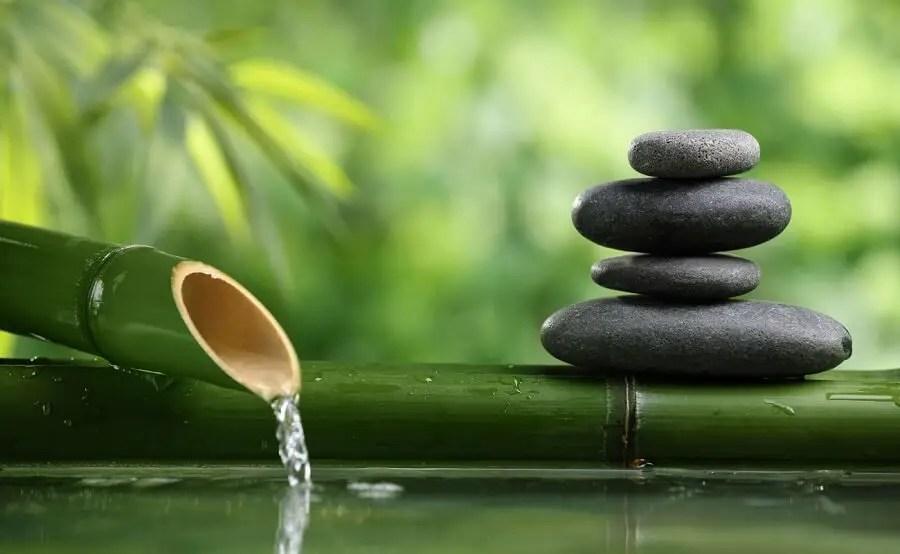 Environments prepared for meditation