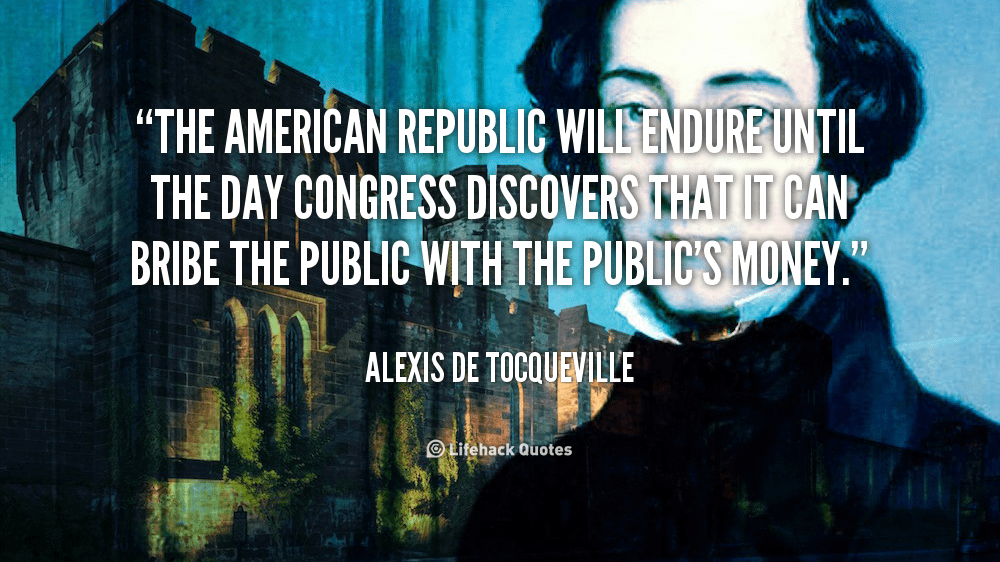 Image result for alexis de tocqueville democracy in america quotes