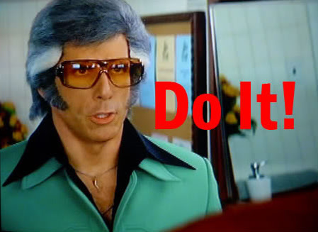 Image result for just do it ben stiller meme