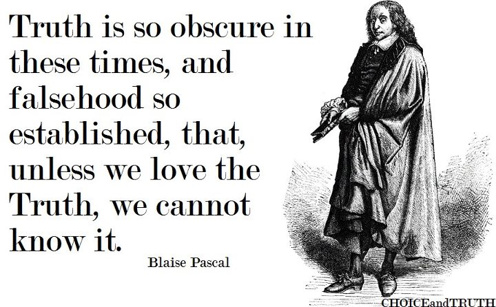 BLAISE PASCAL QUOTES image quotes at relatably.com