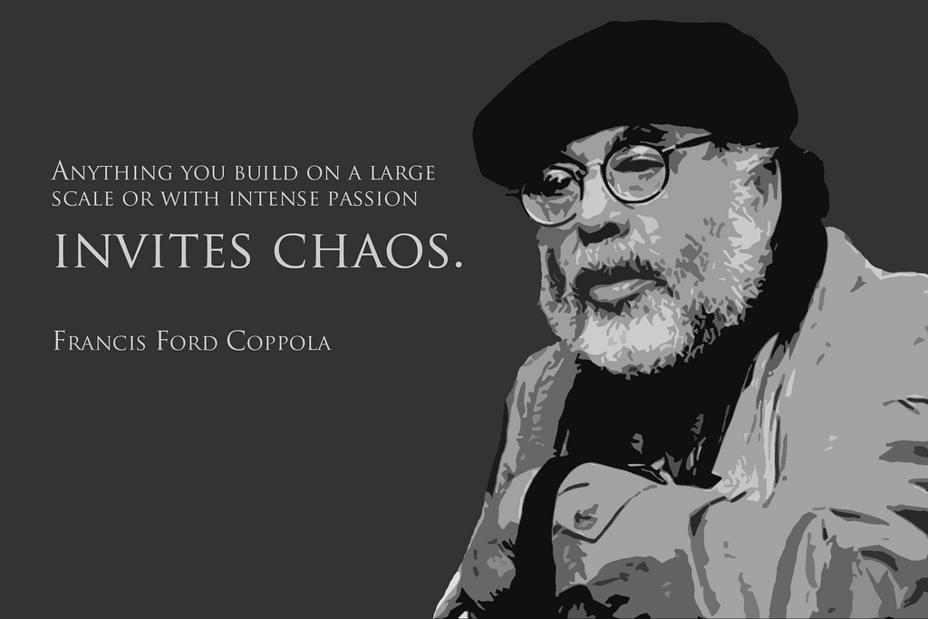 FRANCIS FORD COPPOLA QUOTES Image Quotes At Relatably Com