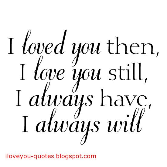 You Are Love My Life Quotes