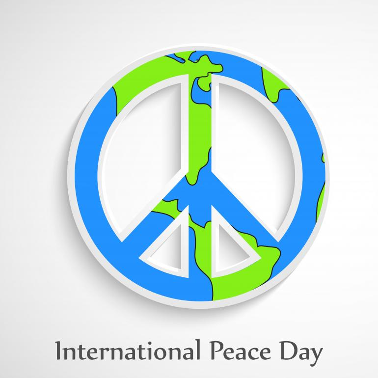 Quotes About World Peace Day: Quotes About Peace Love And Hope