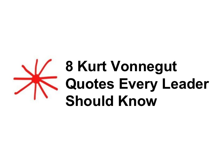 KURT VONNEGUT QUOTES image quotes at relatably.com