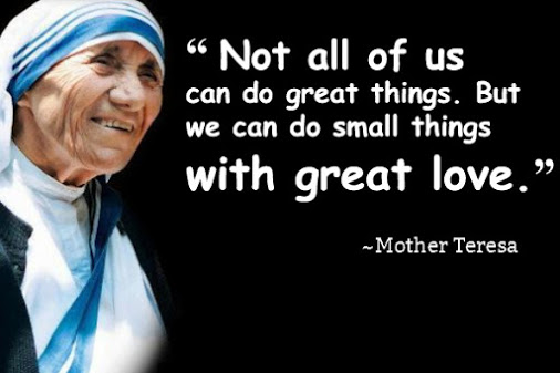 VOLUNTEER QUOTES MOTHER TERESA Image Quotes At Relatably Com