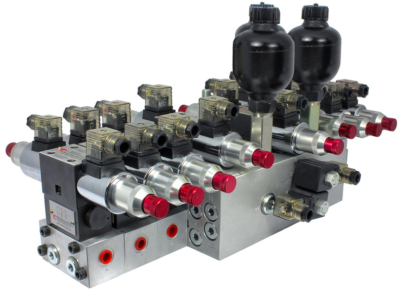 Motion Control System Design Content From Hydraulics Pneumatics