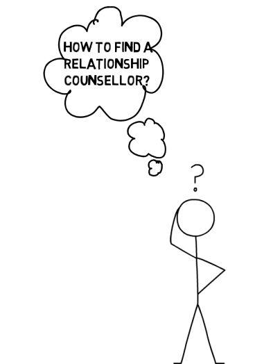 Finding A Relationship Counsellor