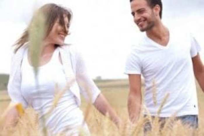 Intimacy loving couple
