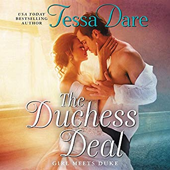 Duchess Deal by Tessa Dare, Mary Jane Wells