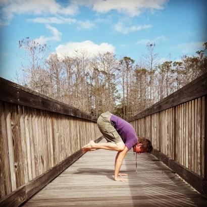relativelyLocal - sadhana - rockstar yoga teacher