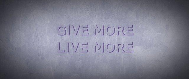 Portfolio - Give More