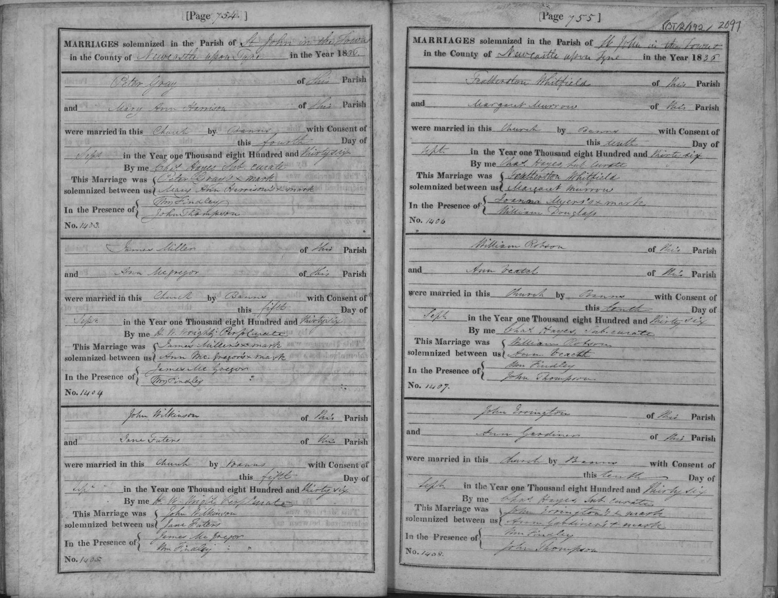 The Robson Family of Wallsend and Newcastle upon Tyne