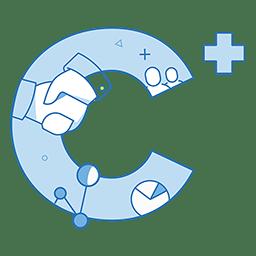 Zoho CRM Plus logo