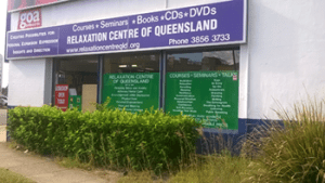 Relaxation Centre of Queensland - Front