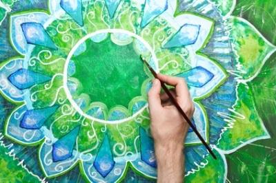 Mandalas et coloriage